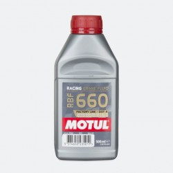 Liquide de Frein Motul DOT 4 RBF 660 Racing