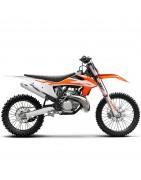 Pièces Racing  pour KTM 250 SX/EXC motocross  DRAG'ON TEK.