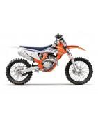 Pièces Racing pour KTM  350 SX/EXC-F motocross   DRAG'ON TEK.