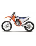 Pièces Racing pour KTM 450 SX/EXC-F motocross   DRAG'ON TEK.