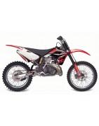 Pièces Racing pour Gas Gas 250 MC motocross   DRAG'ON TEK.