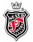 Housses de selle racing JN pour Honda motocross, sable, MX, FMX, Enduro.