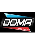 Les échappements Doma Racing pour motocross, sable, MX, FMX, Enduro.